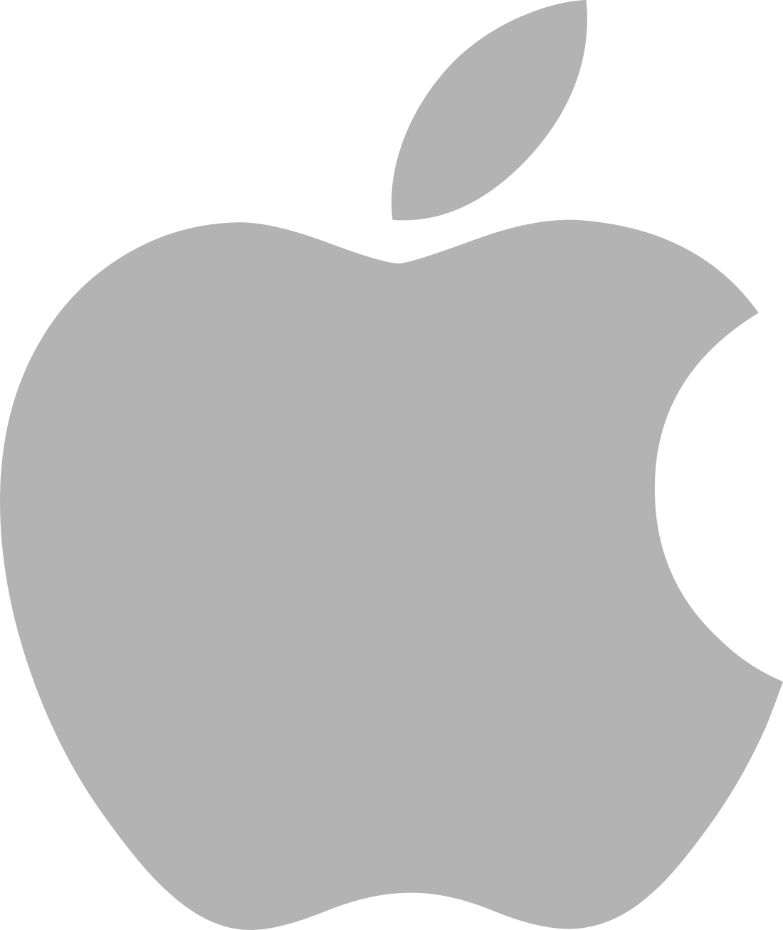 apple logo 6 - Apple Logo