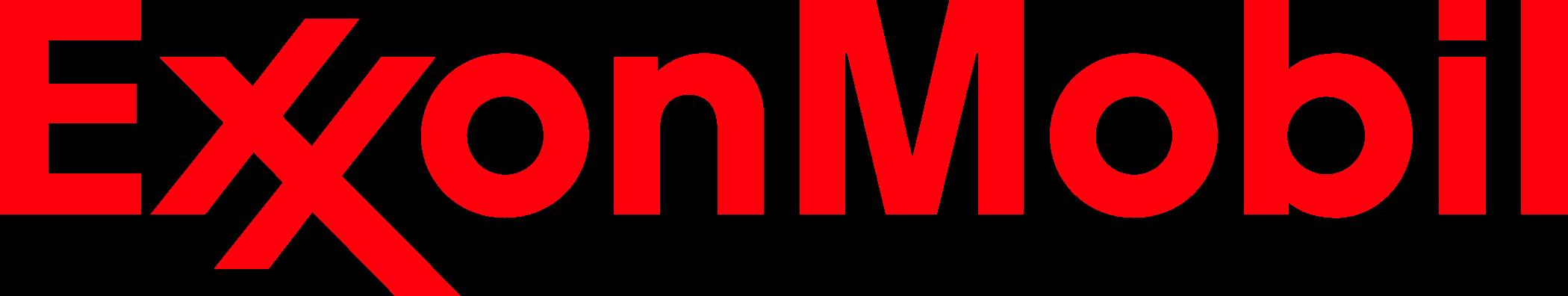 exxonmobil logo 1 - ExxonMobil logo