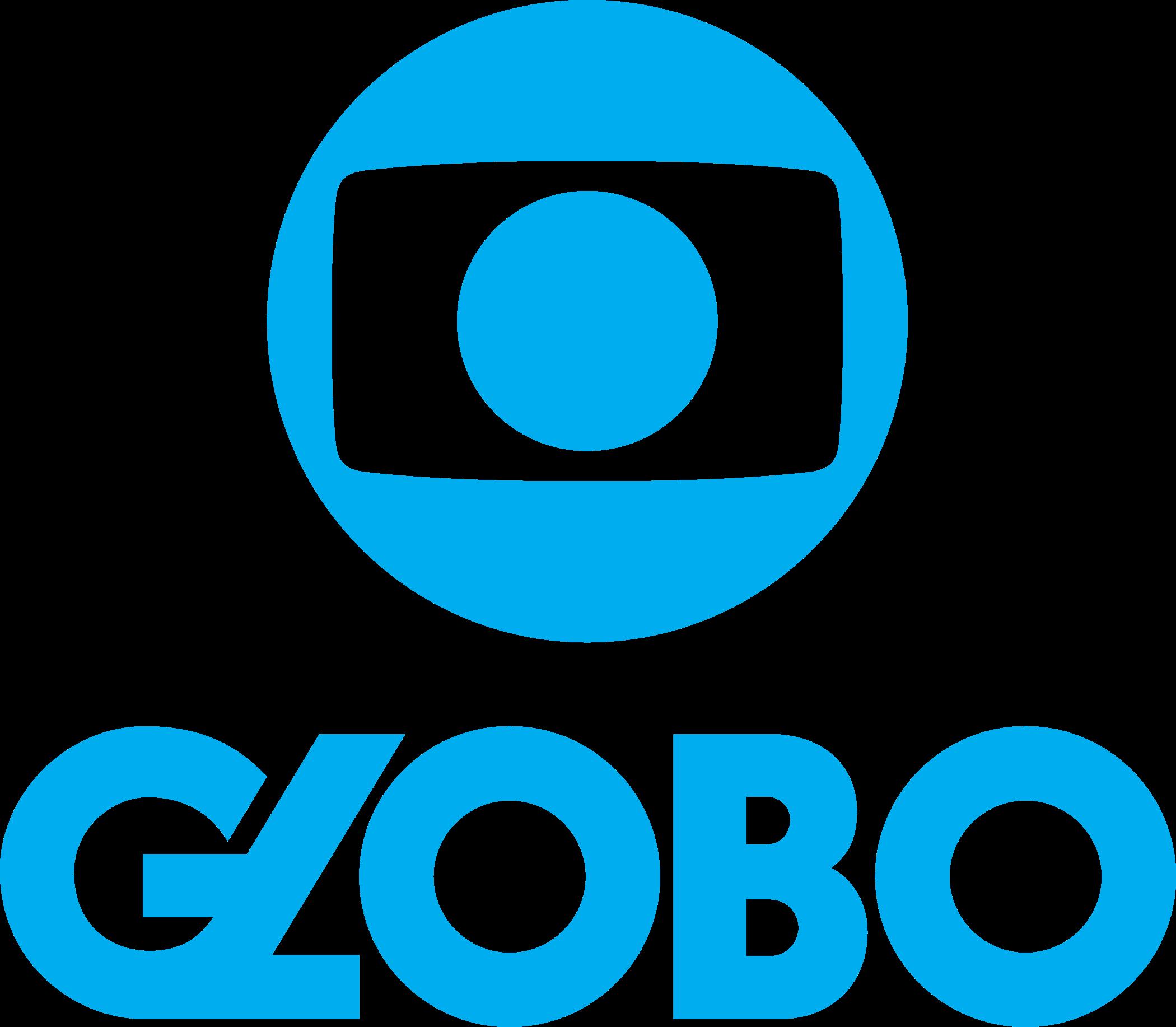Rdde Globo TV logo.
