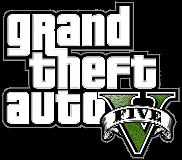 gta v logo1 600x527 - GTA V logo