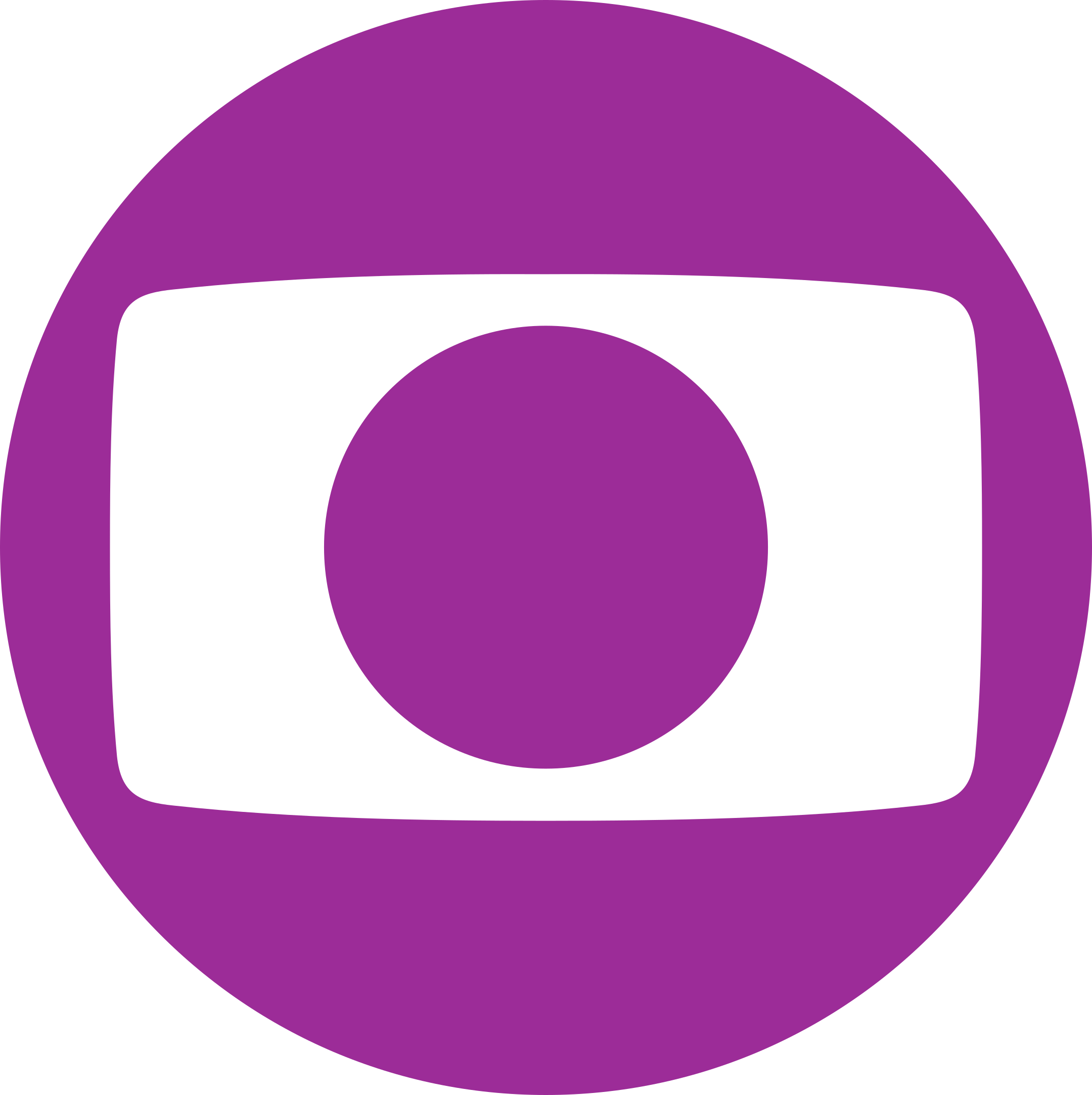 Rede Globo Logo.