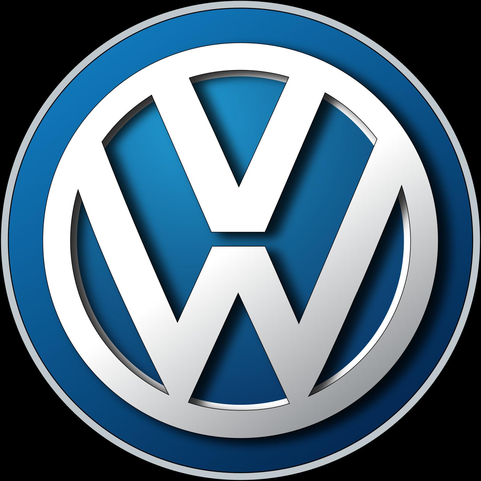 Volkswagen Logo. VW Logo.