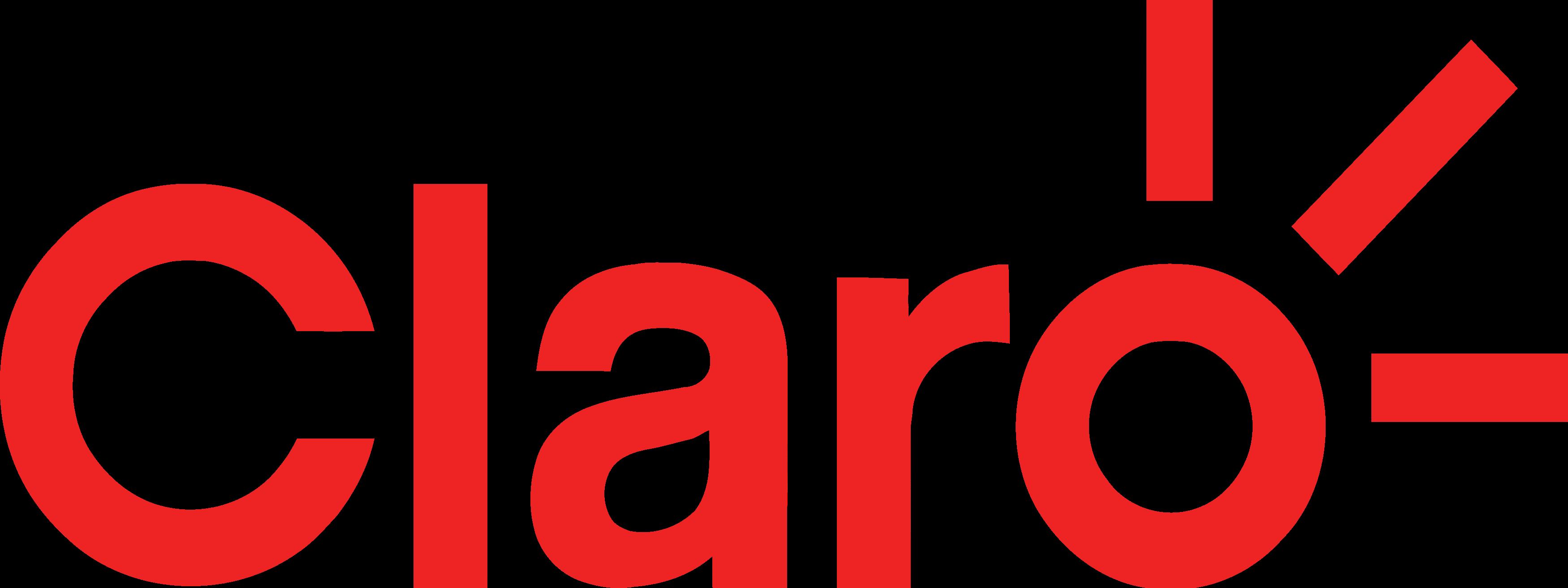 Claro Logo.