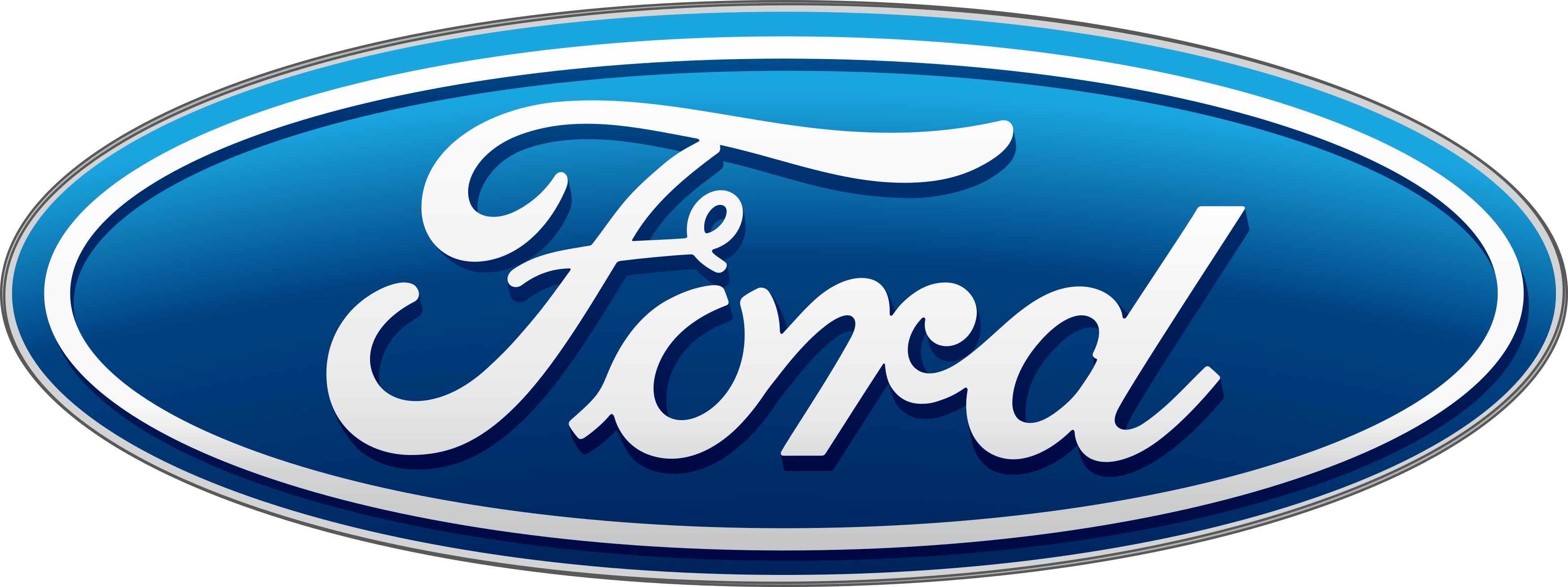 ford logo 1 - Ford Logo