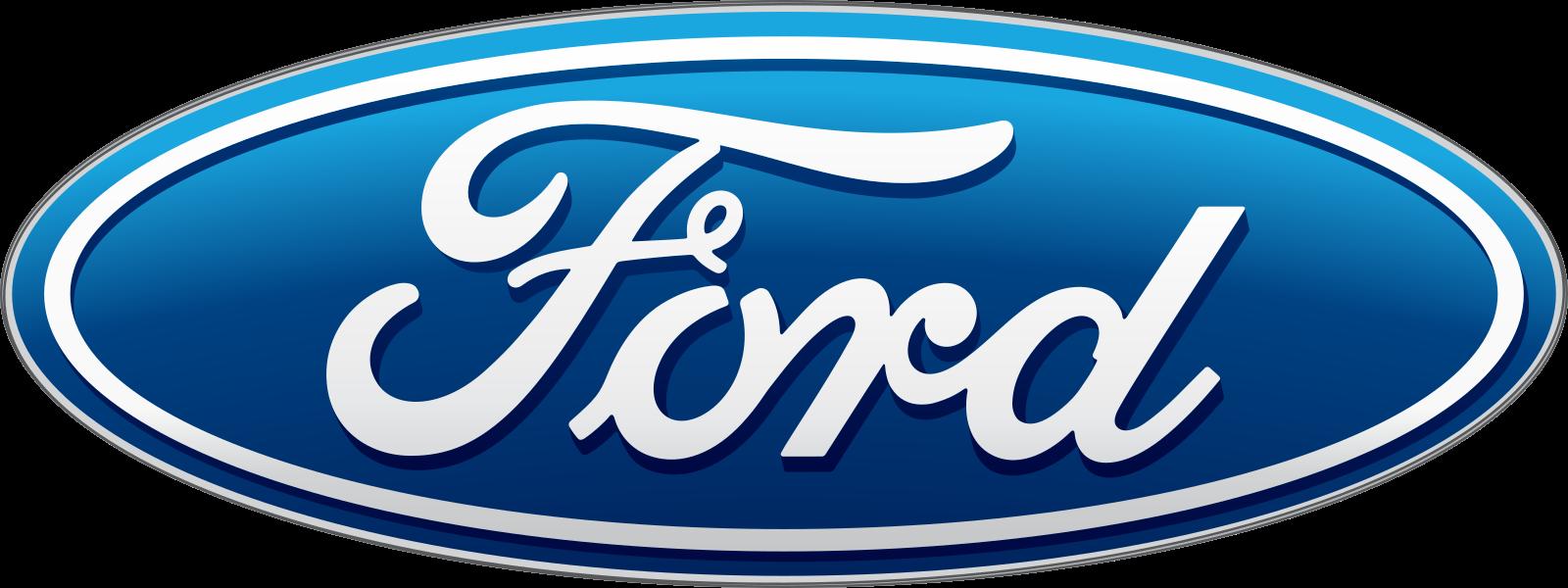 ford logo 2 1 - Ford Logo