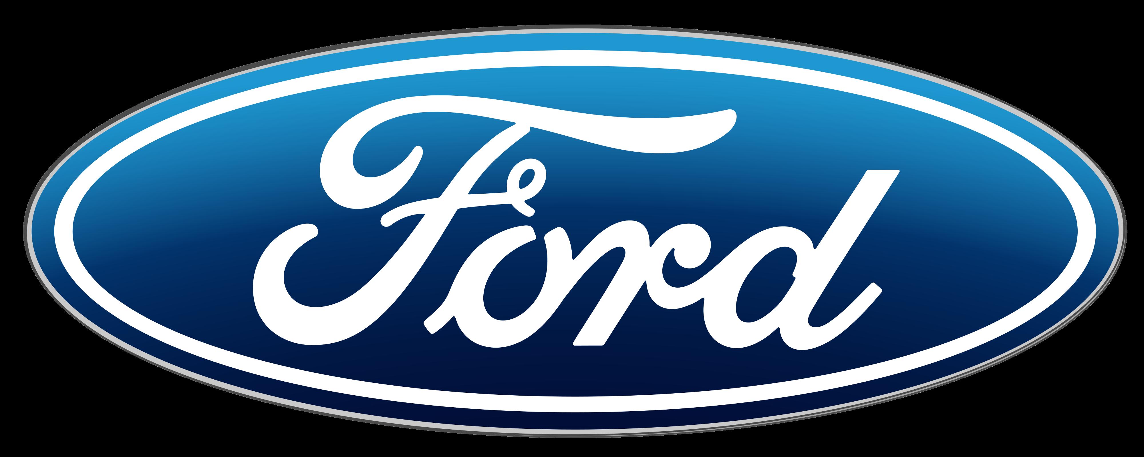 ford logo 2 - Ford Logo