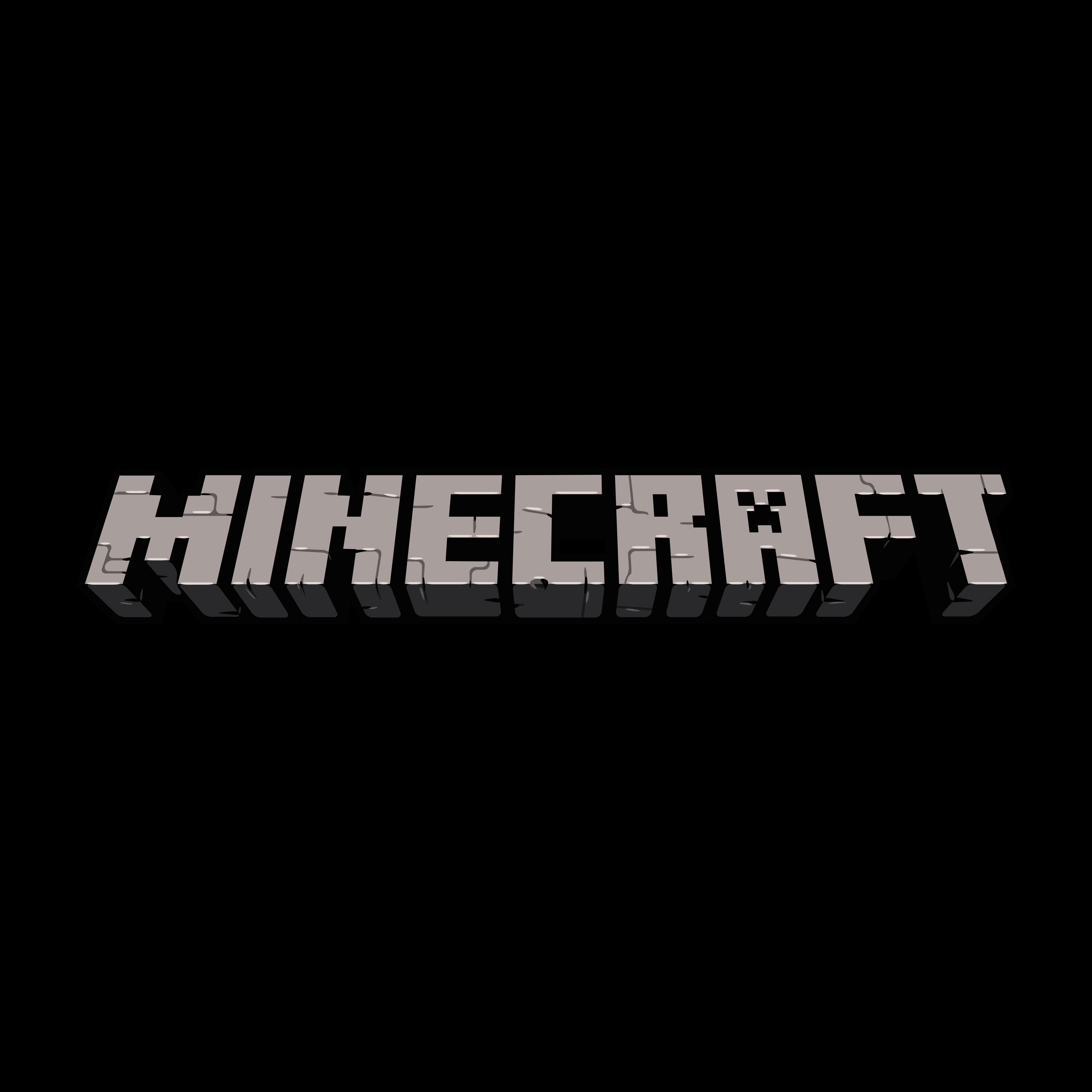 minecraft logo 0 - Minecraft Logo