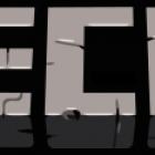 Minecraft logo.
