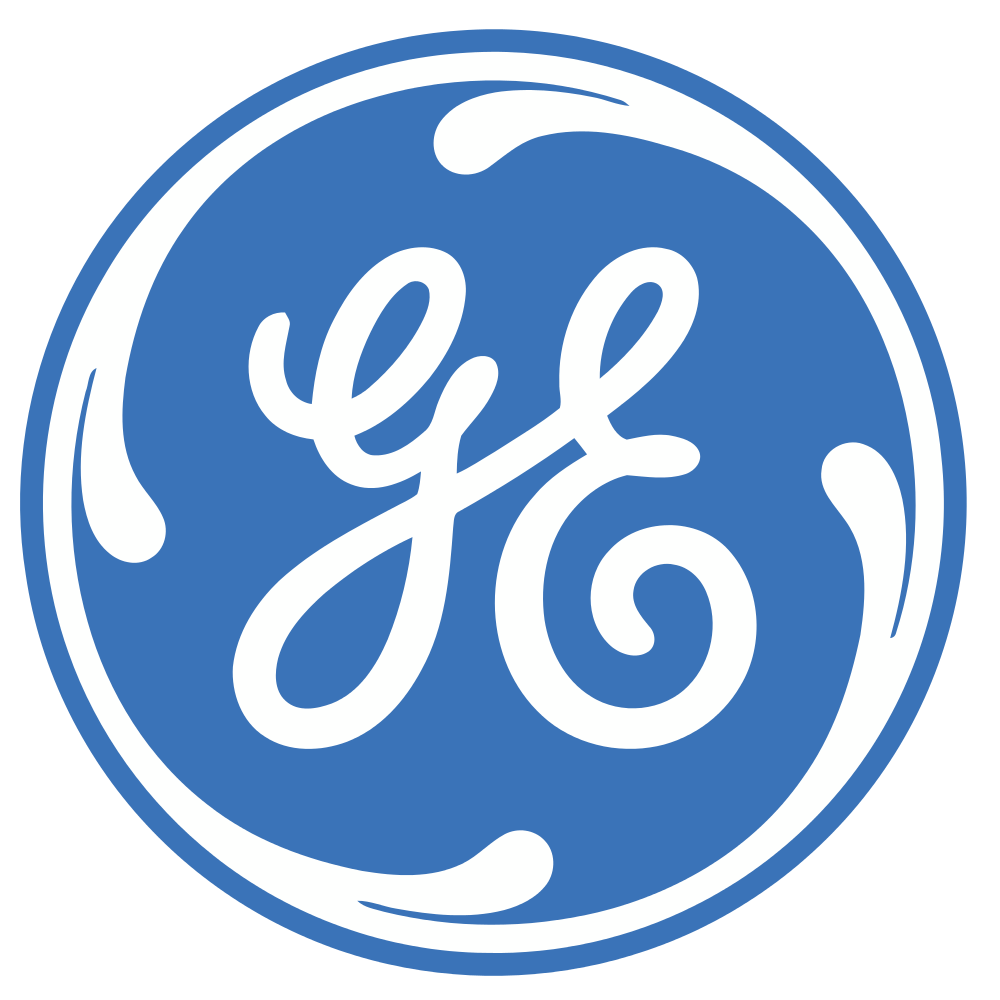 General Electric logo.