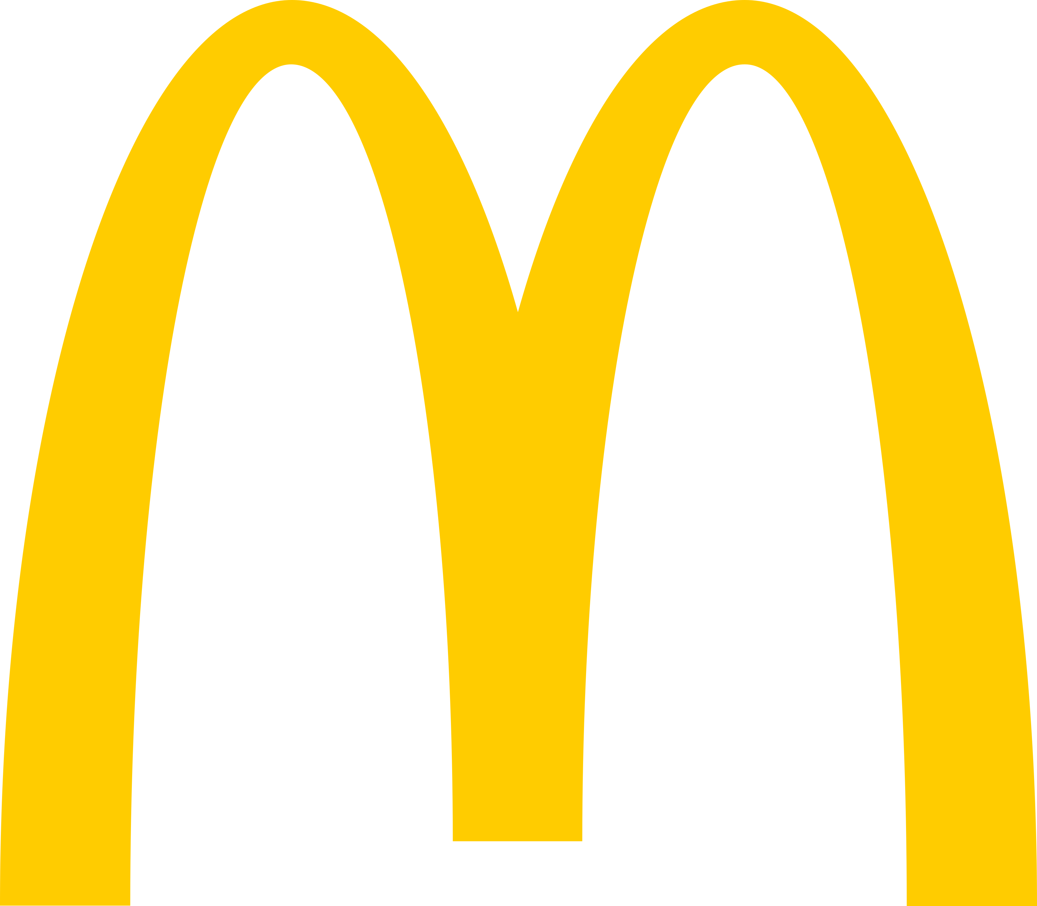 McDonalds logo 1 - McDonald's Logo