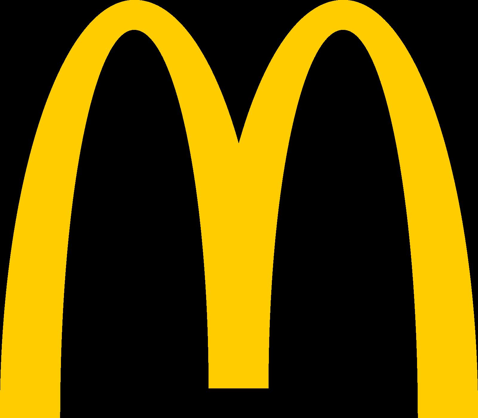 McDonalds logo 3 - McDonald's Logo