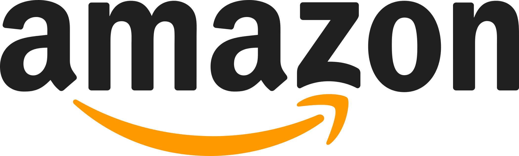 amazon logo 2 - Amazon Logo
