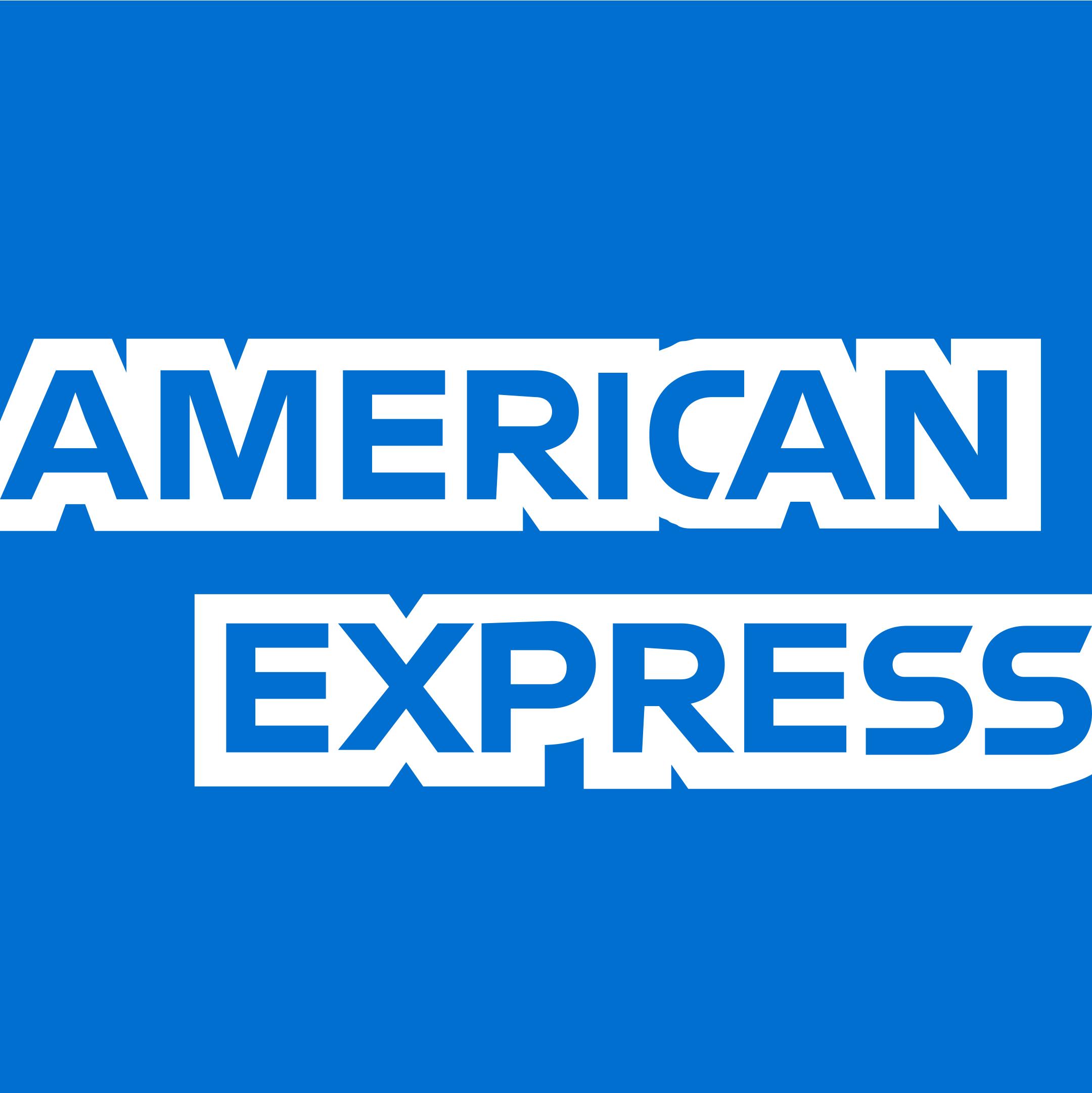 amex american express logo 1 - American Express Logo
