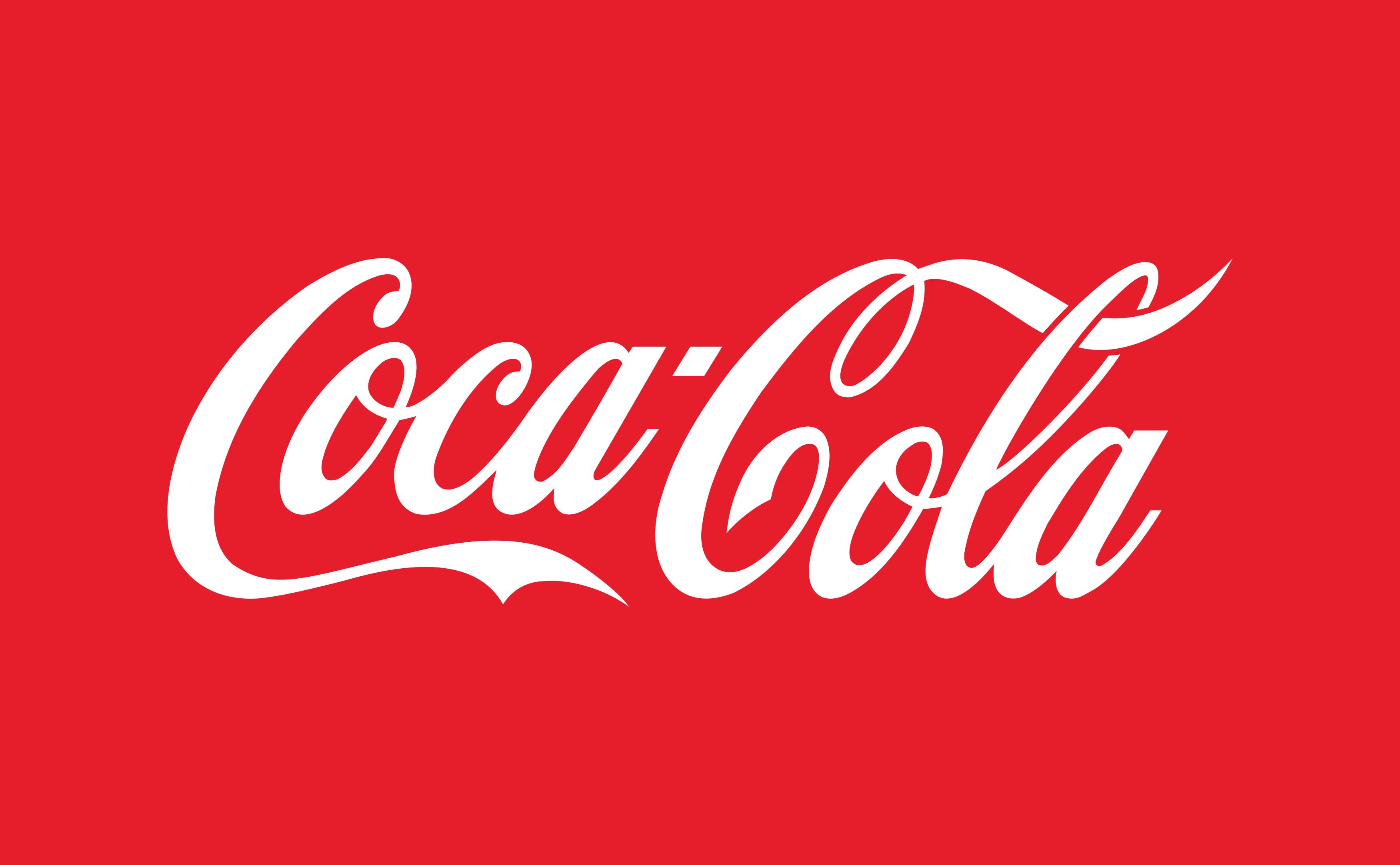 coca cola logo 3 - Coca-Cola Logo