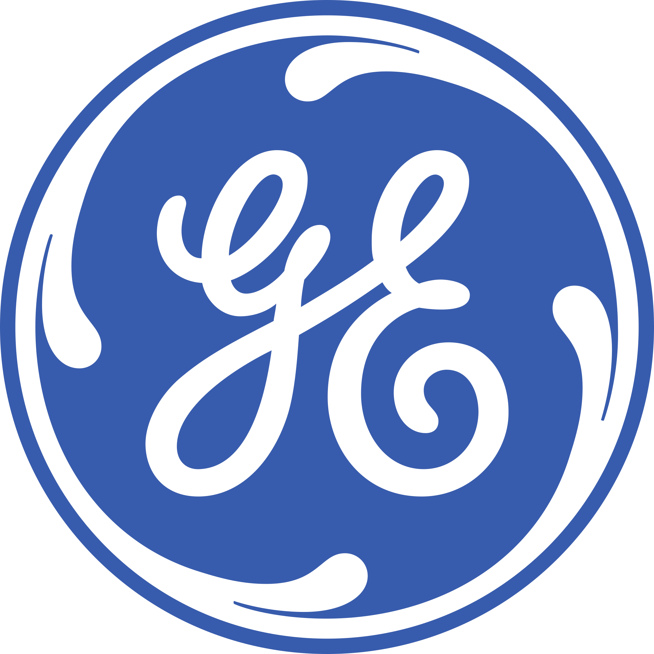 ge general electric logo 1 - GE – General Electric Logo