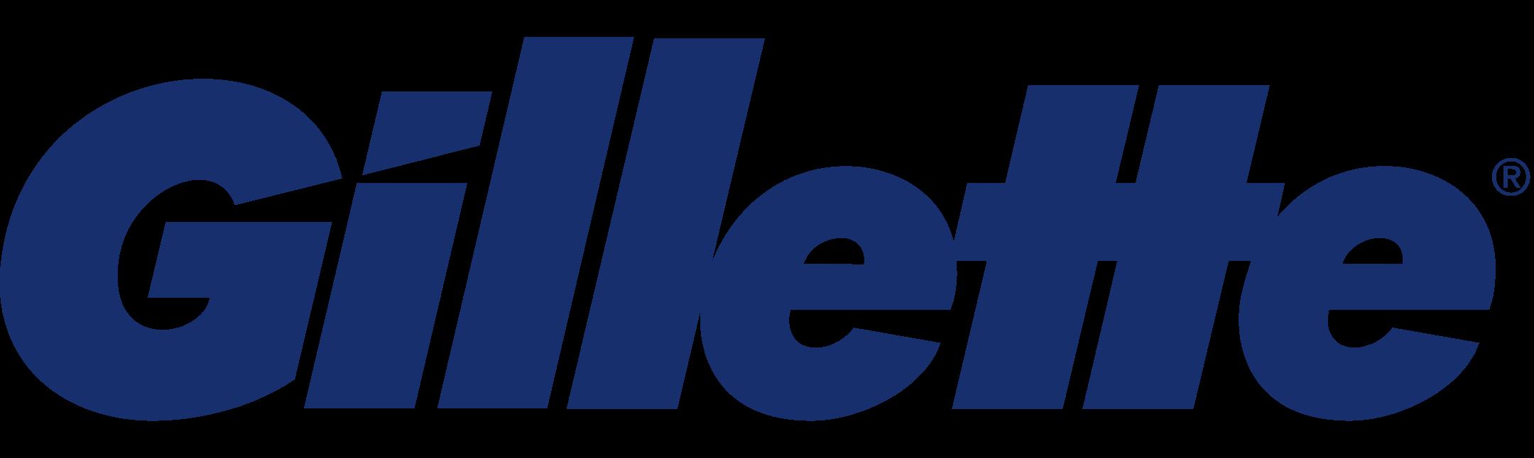 gillette logo 1 1 - Gillette Logo