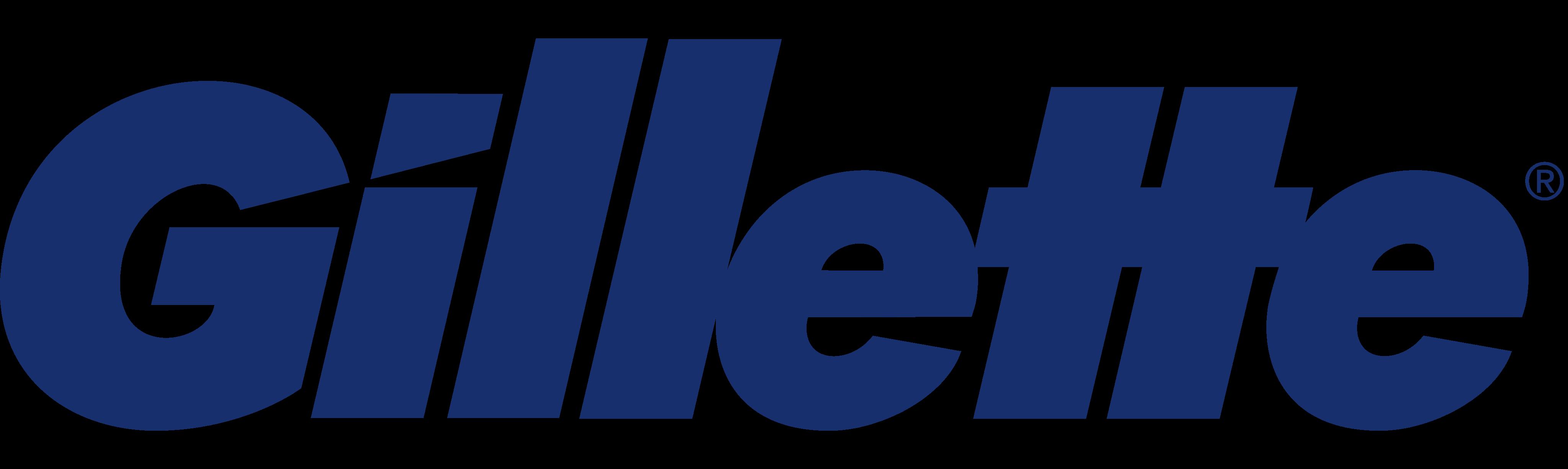 gillette logo 1 - Gillette Logo