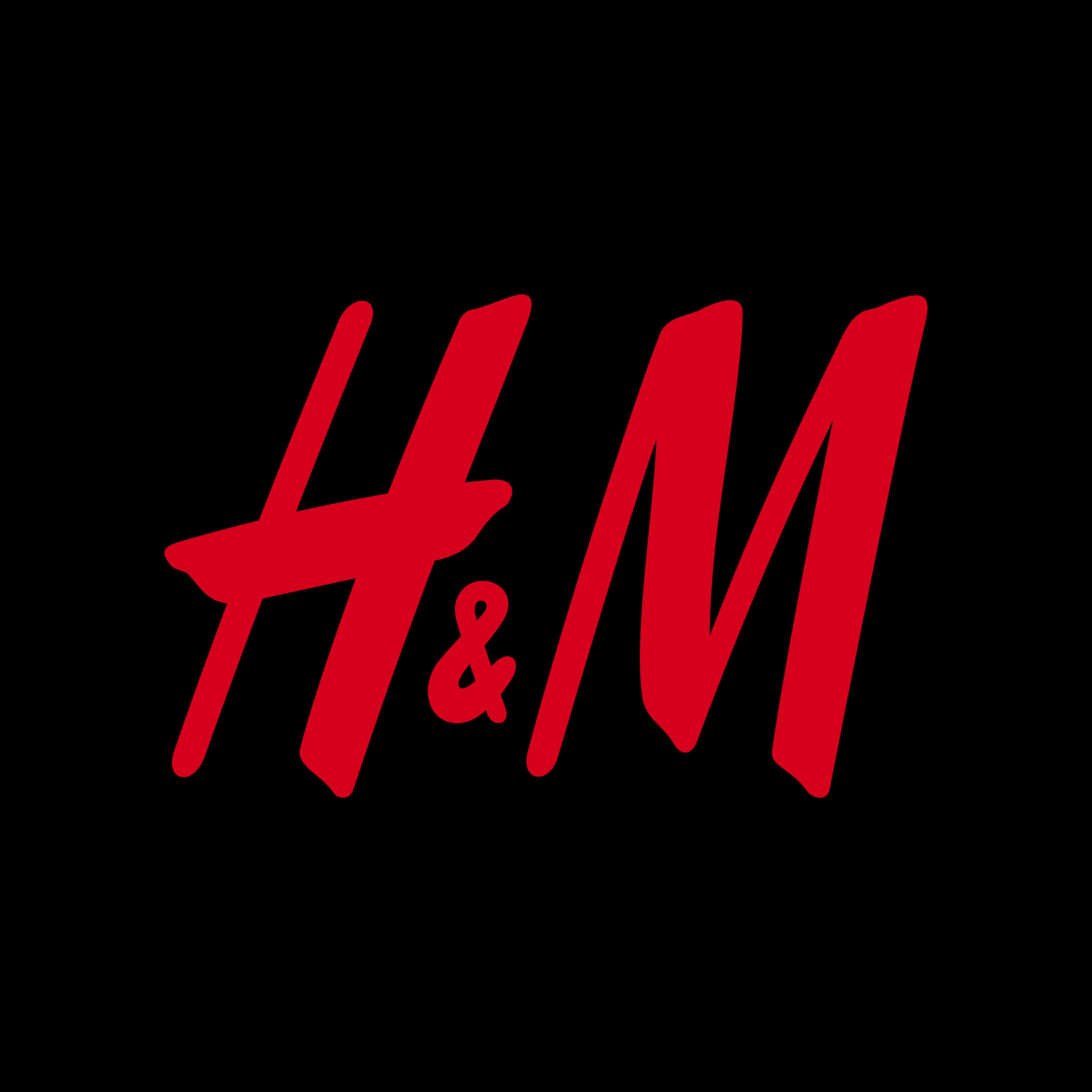 h m logo 0 - H&M Logo