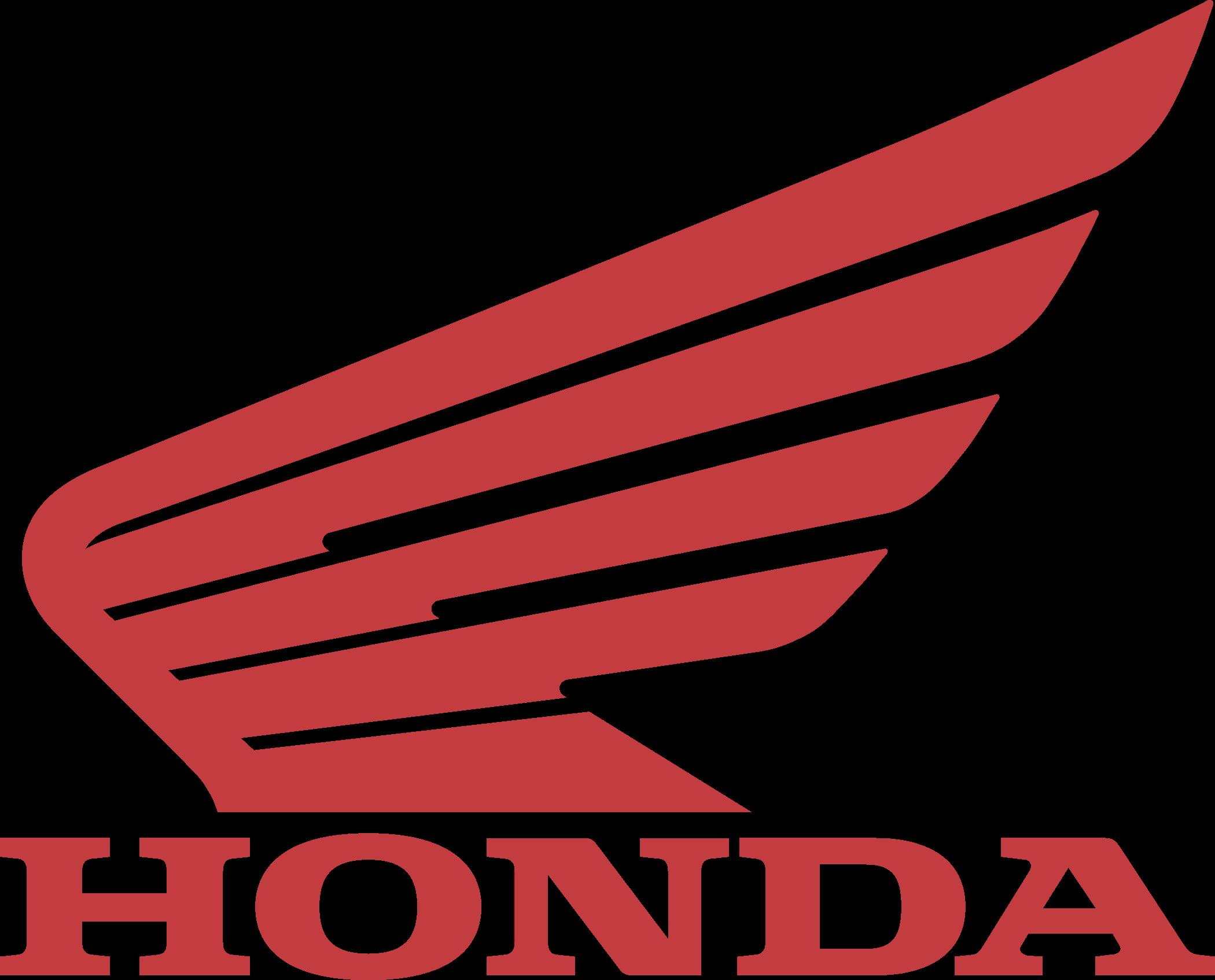 honda motos logo 7 - Honda Motorcycles Logo