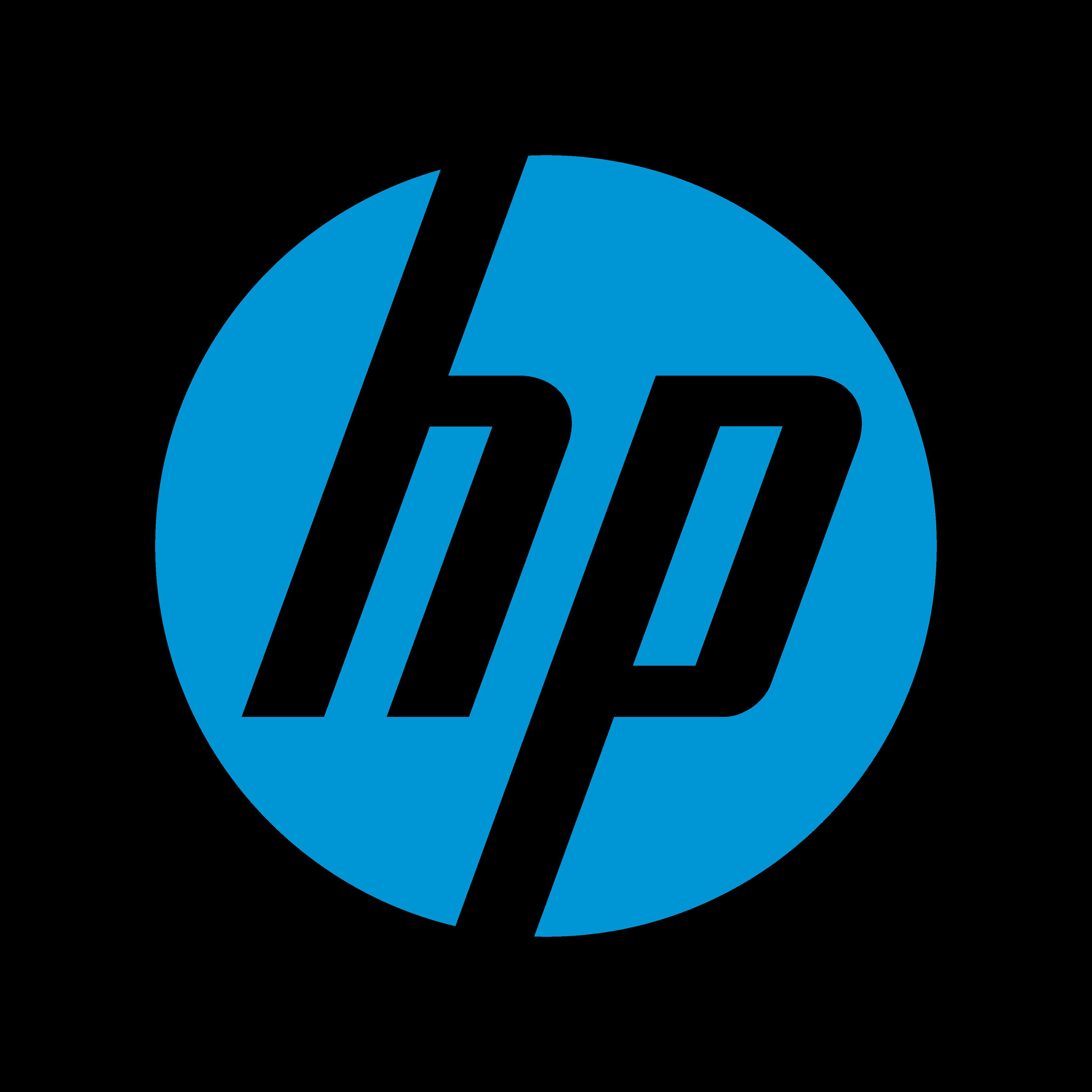 HP Logo PNG.