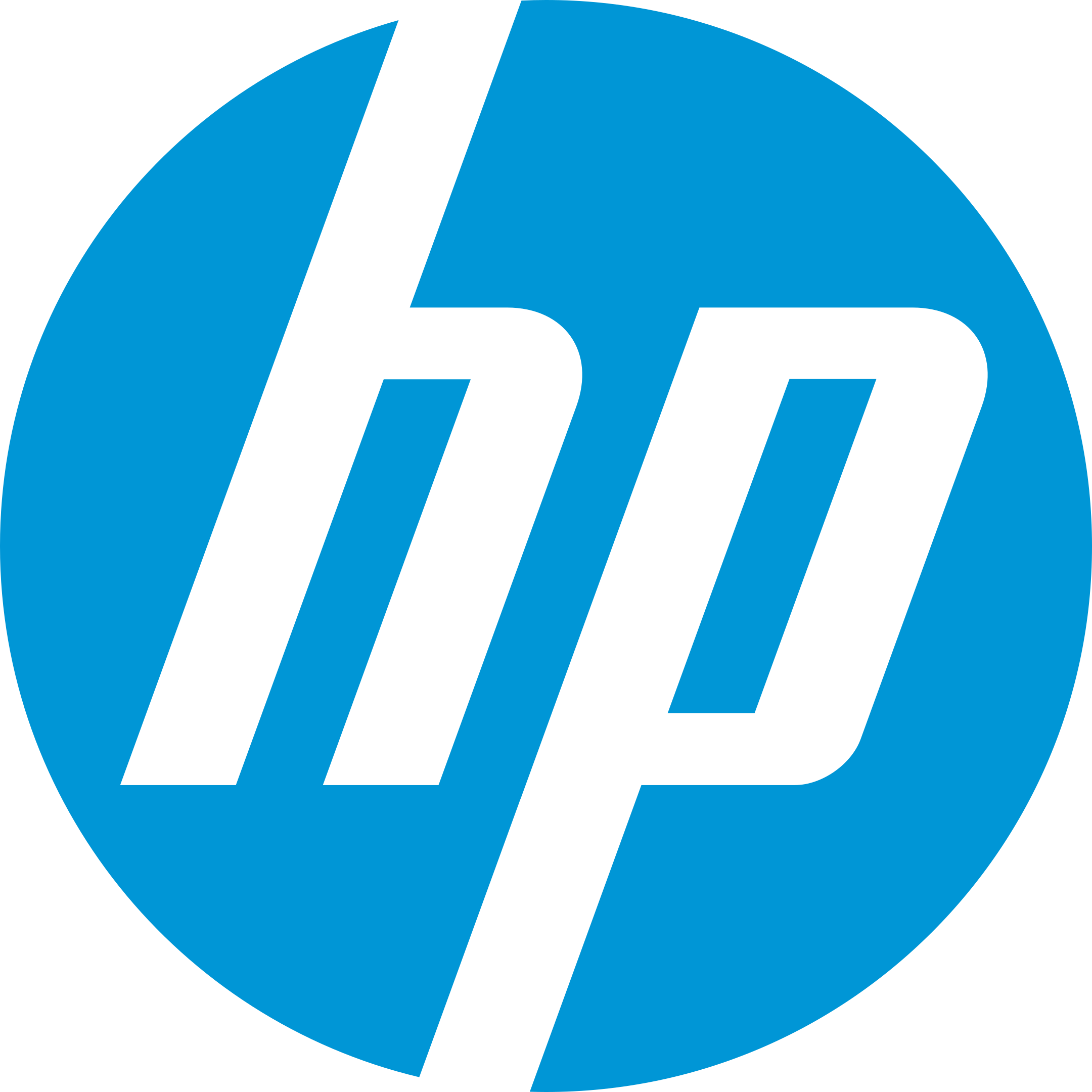 hp logo 1 - Hp Logo