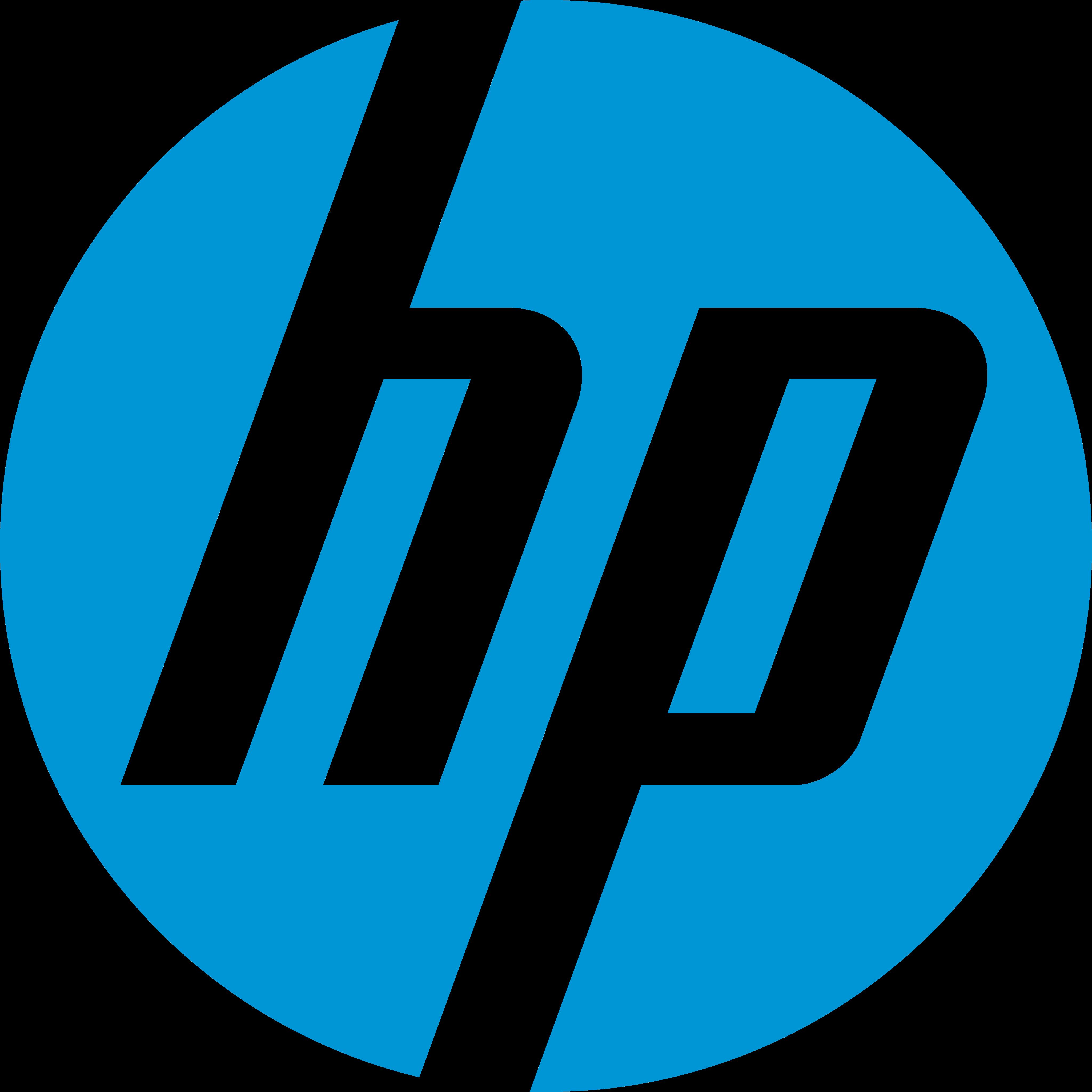 Hp Logo   PNG and Vector   Logo Download
