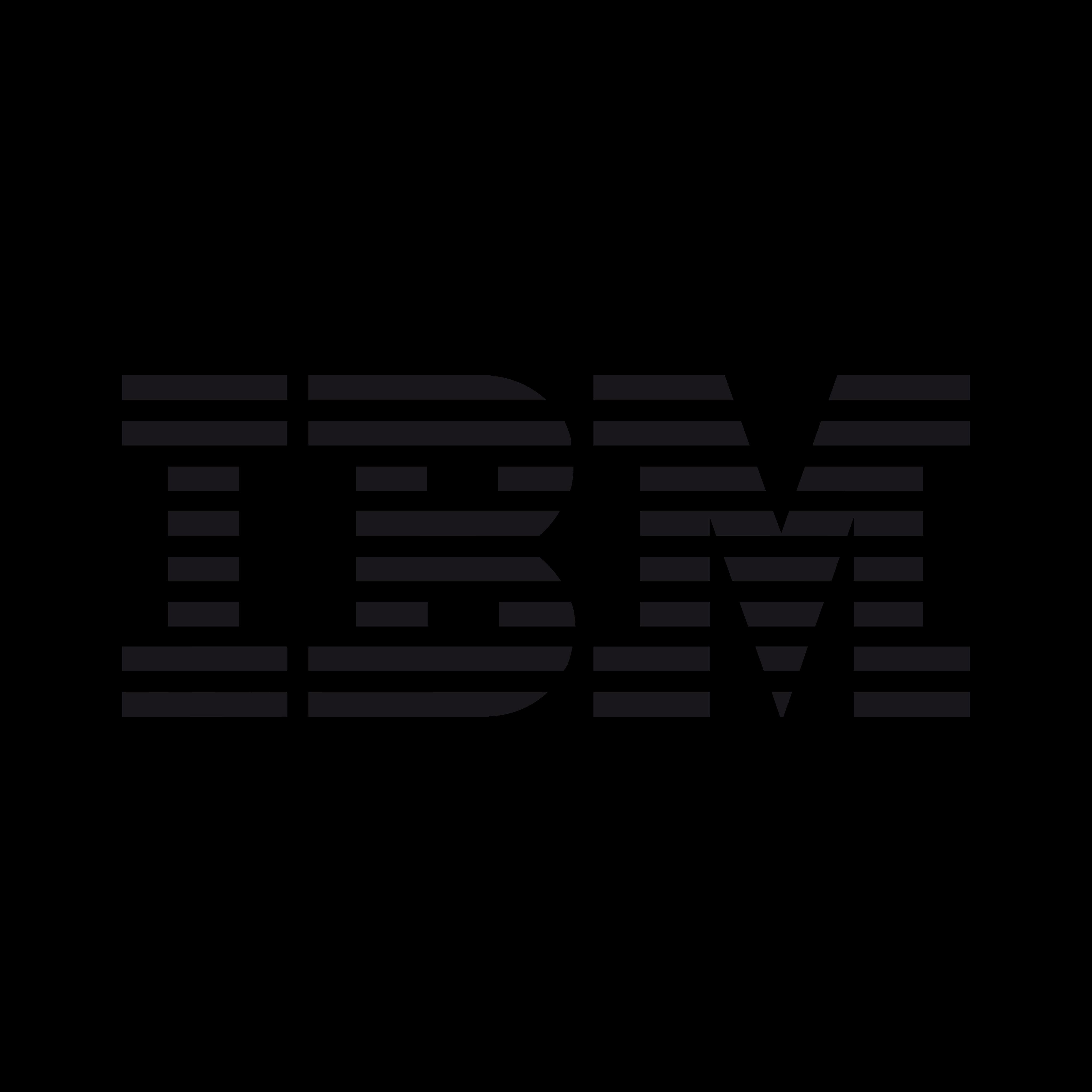 IBM Logo PNG.