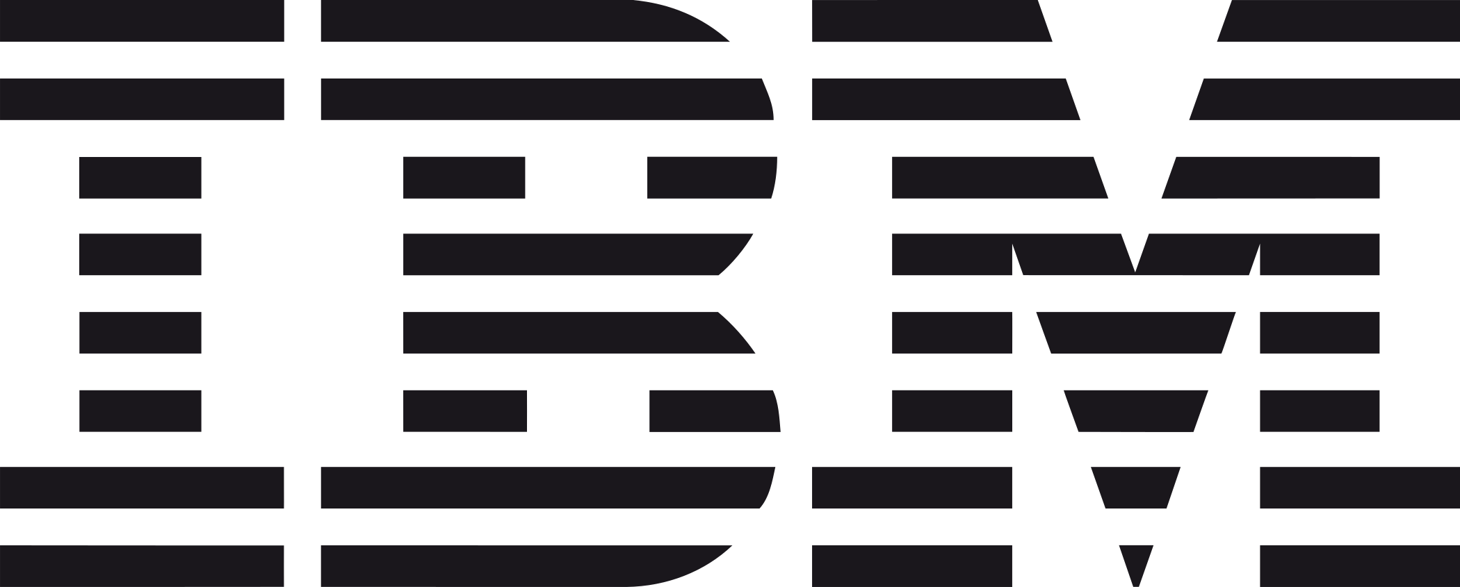 ibm logo 1 - IBM Logo