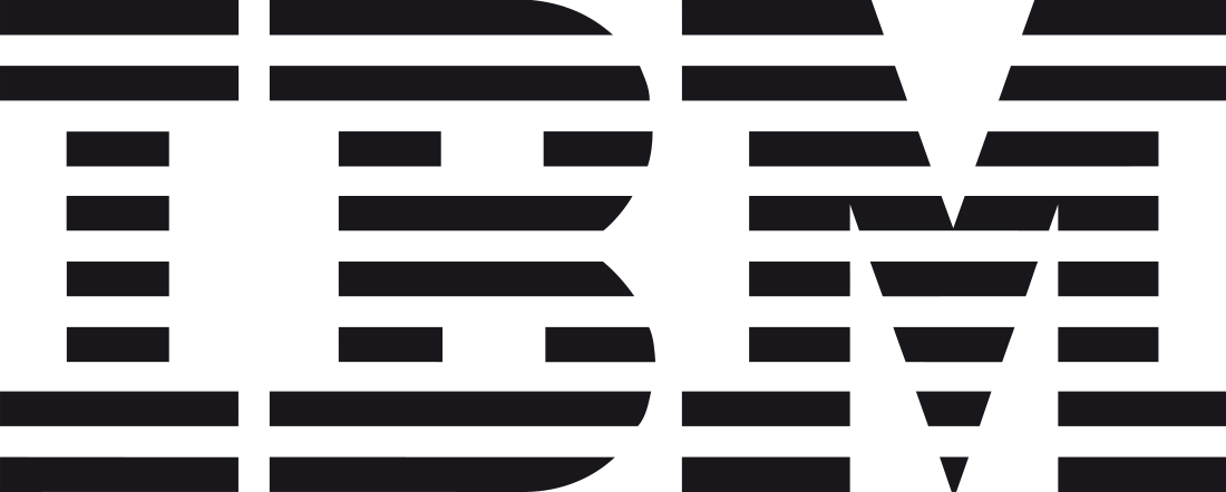 ibm logo 3 - IBM Logo