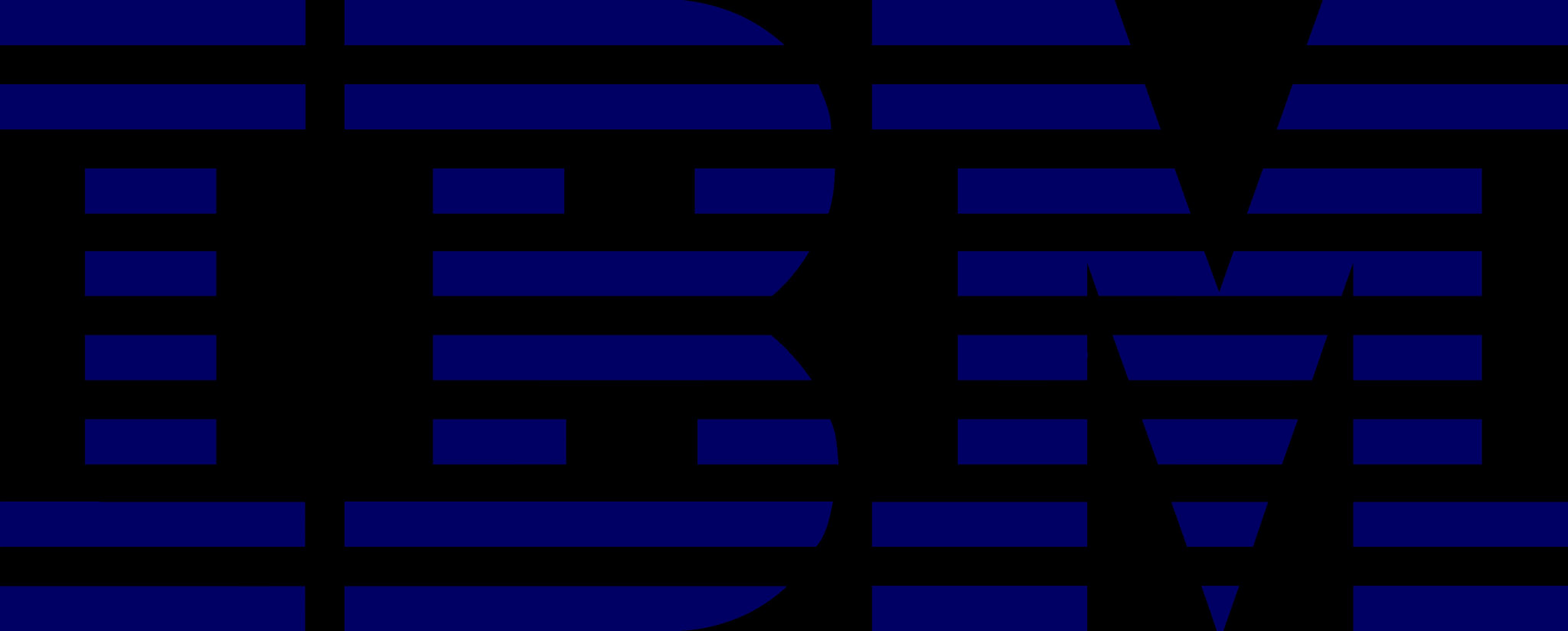 ibm logo - IBM Logo