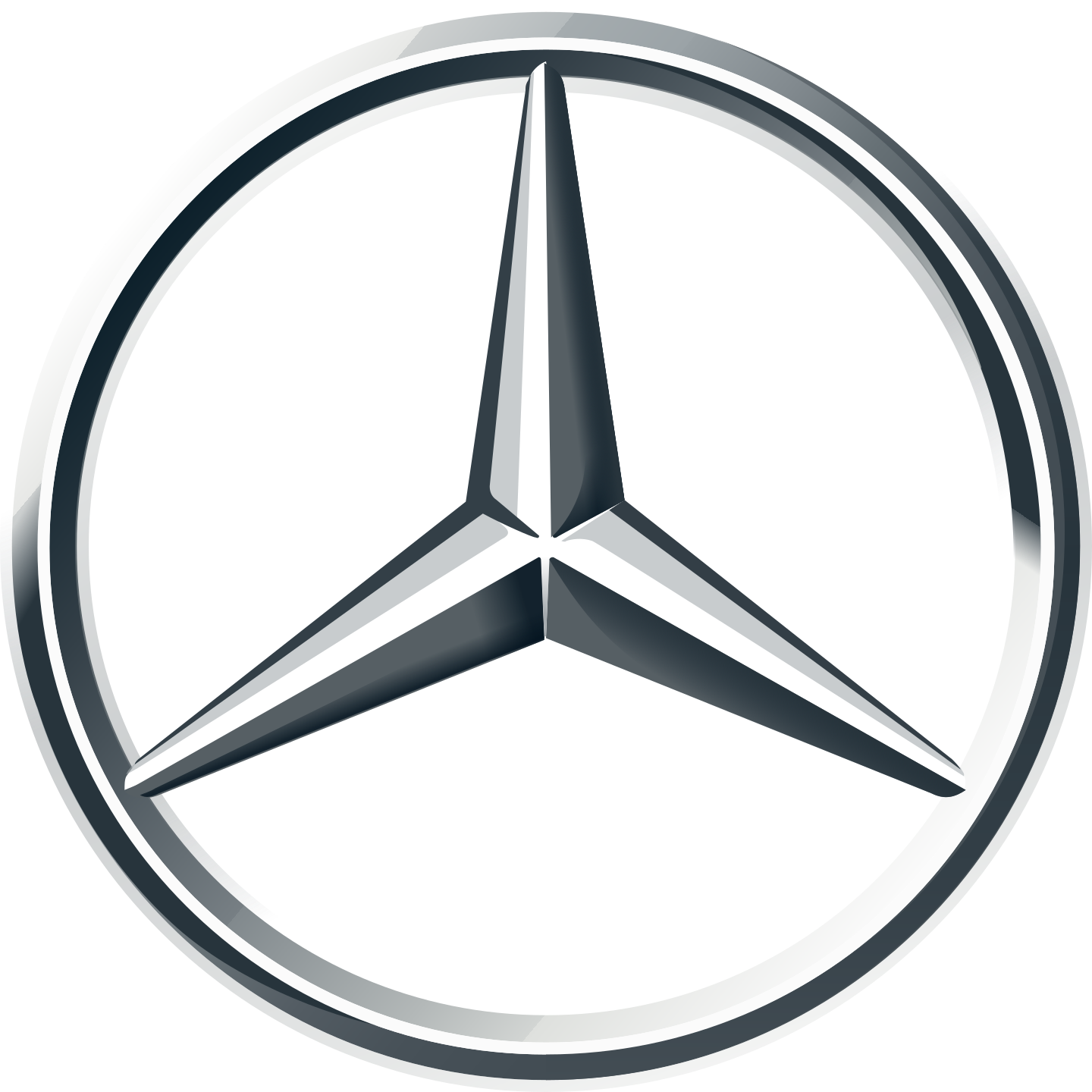 mercedes benz logo 2 1 - Mercedes Benz Logo