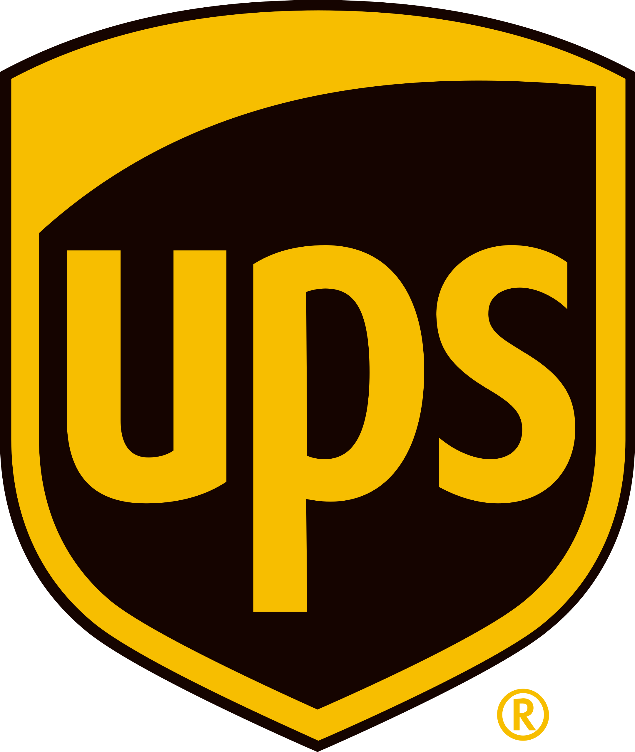 ups logo 1 1 - UPS Logo