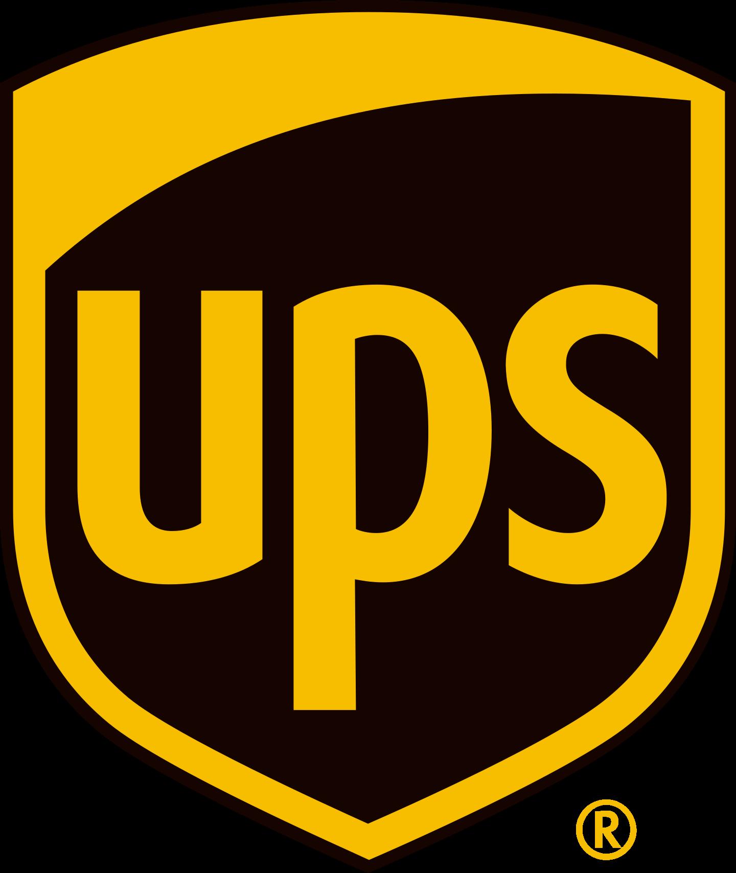 ups logo 2 1 - UPS Logo