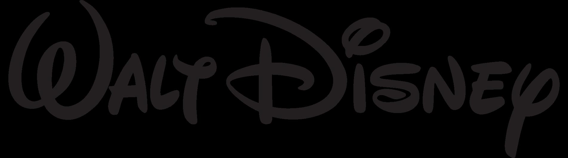 Walt Disney Logo.
