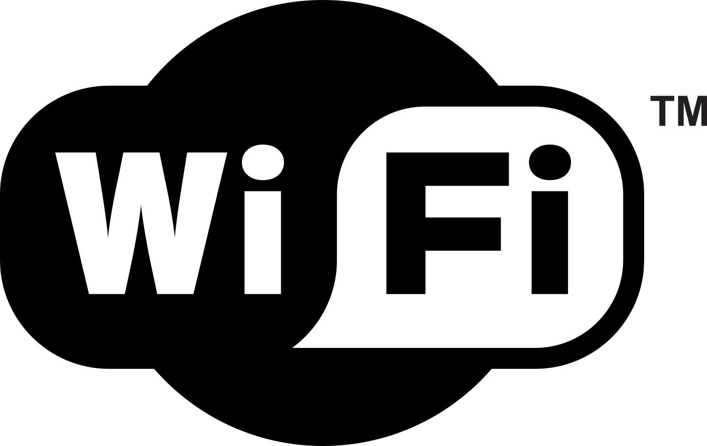wi fi wireless logo 2 - Wi-fi Logo - Wireless Logo
