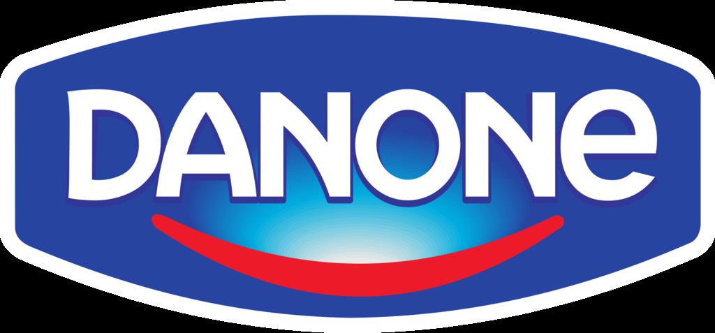 Danone Logo.