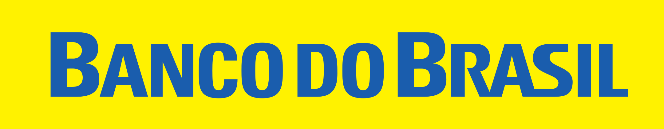 banco do brasil logo 2 - Banco do Brasil Logo