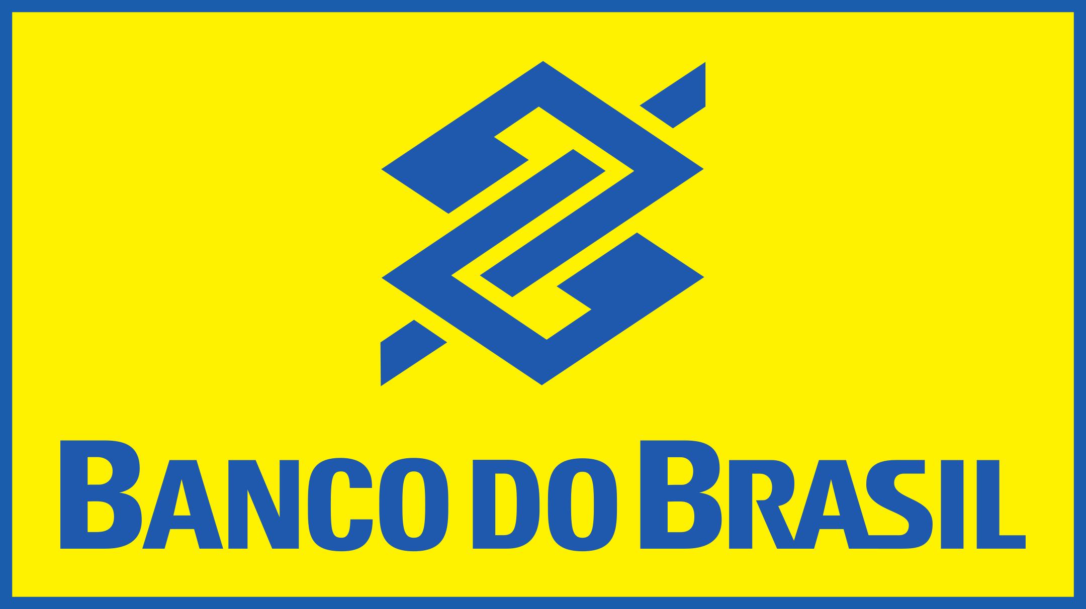 banco do brasil logo 3 - Banco do Brasil Logo