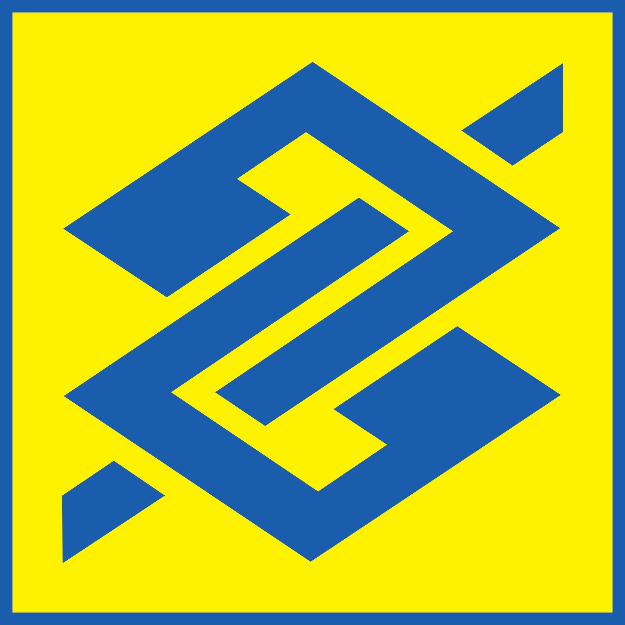 banco do brasil logo 4 - Banco do Brasil Logo