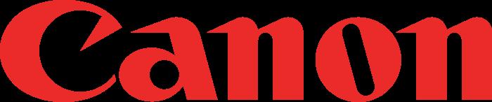 Canon logo.
