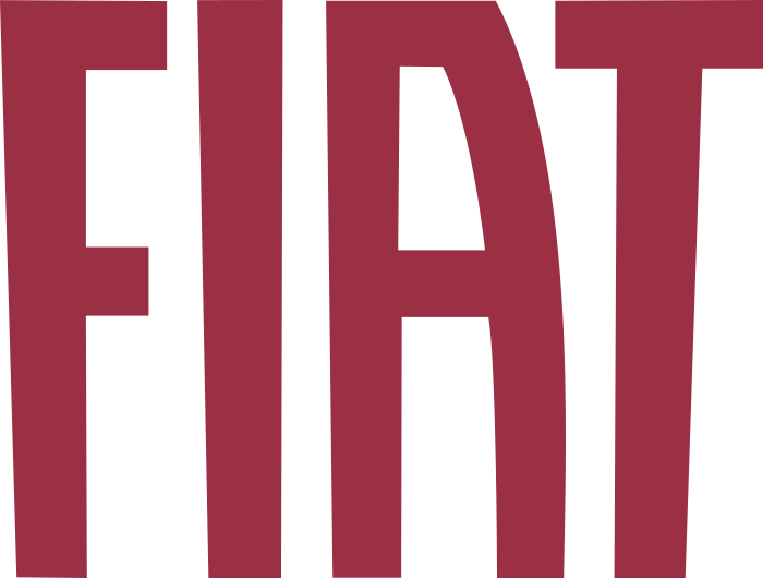 fiat logo 10 - FIAT Logo
