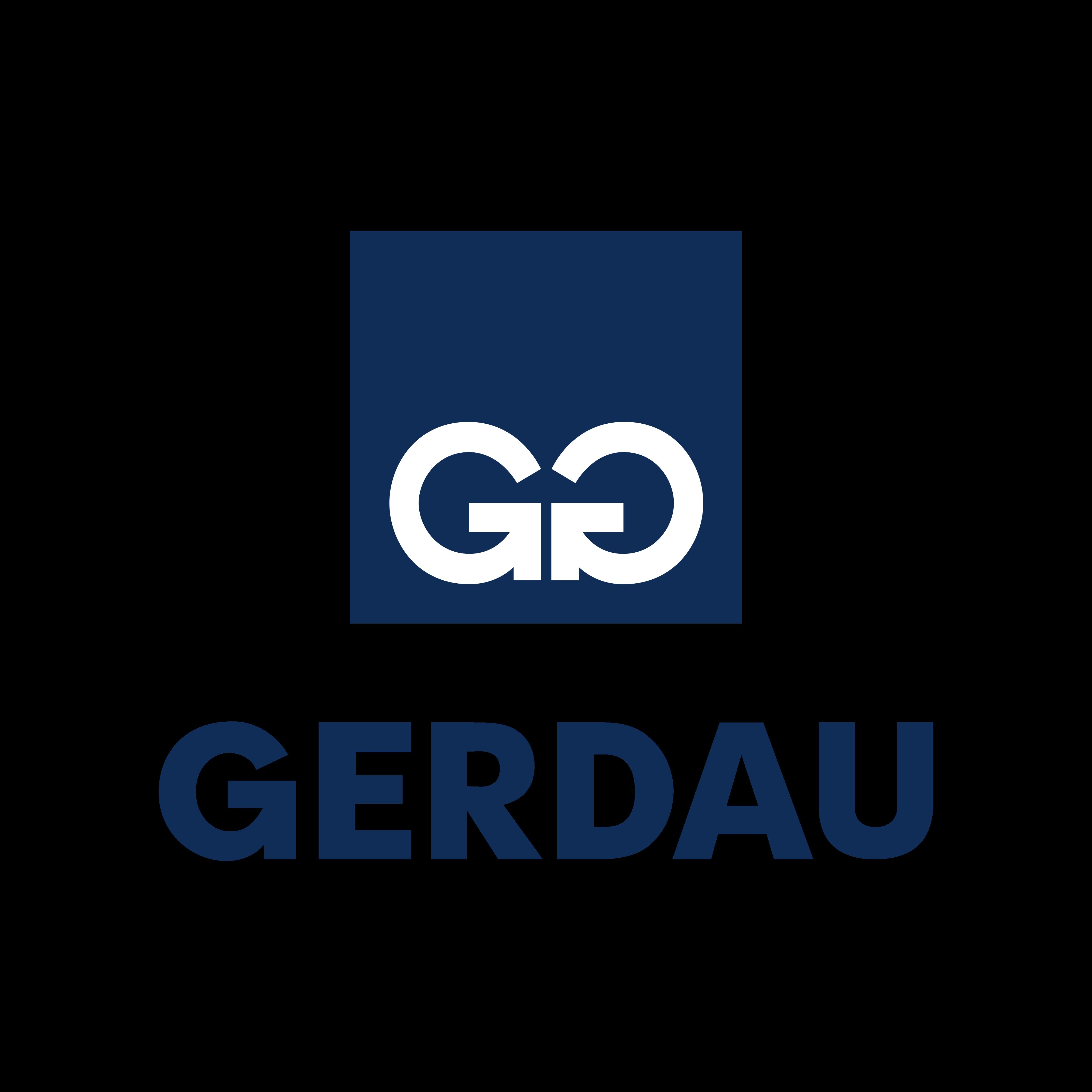 gerdau logo 0 - Gerdau Logo