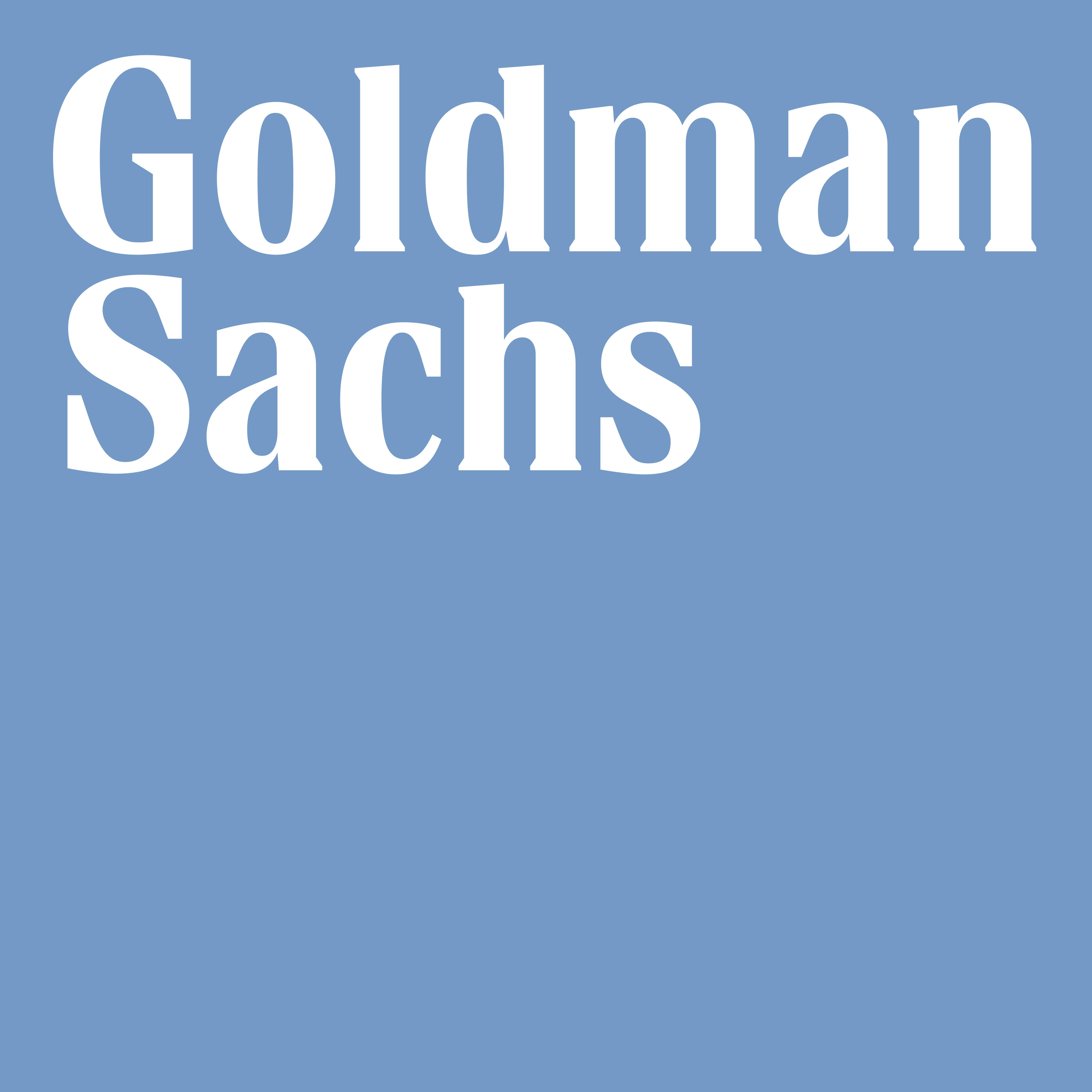goldman sachs logo - Goldman Sachs Logo