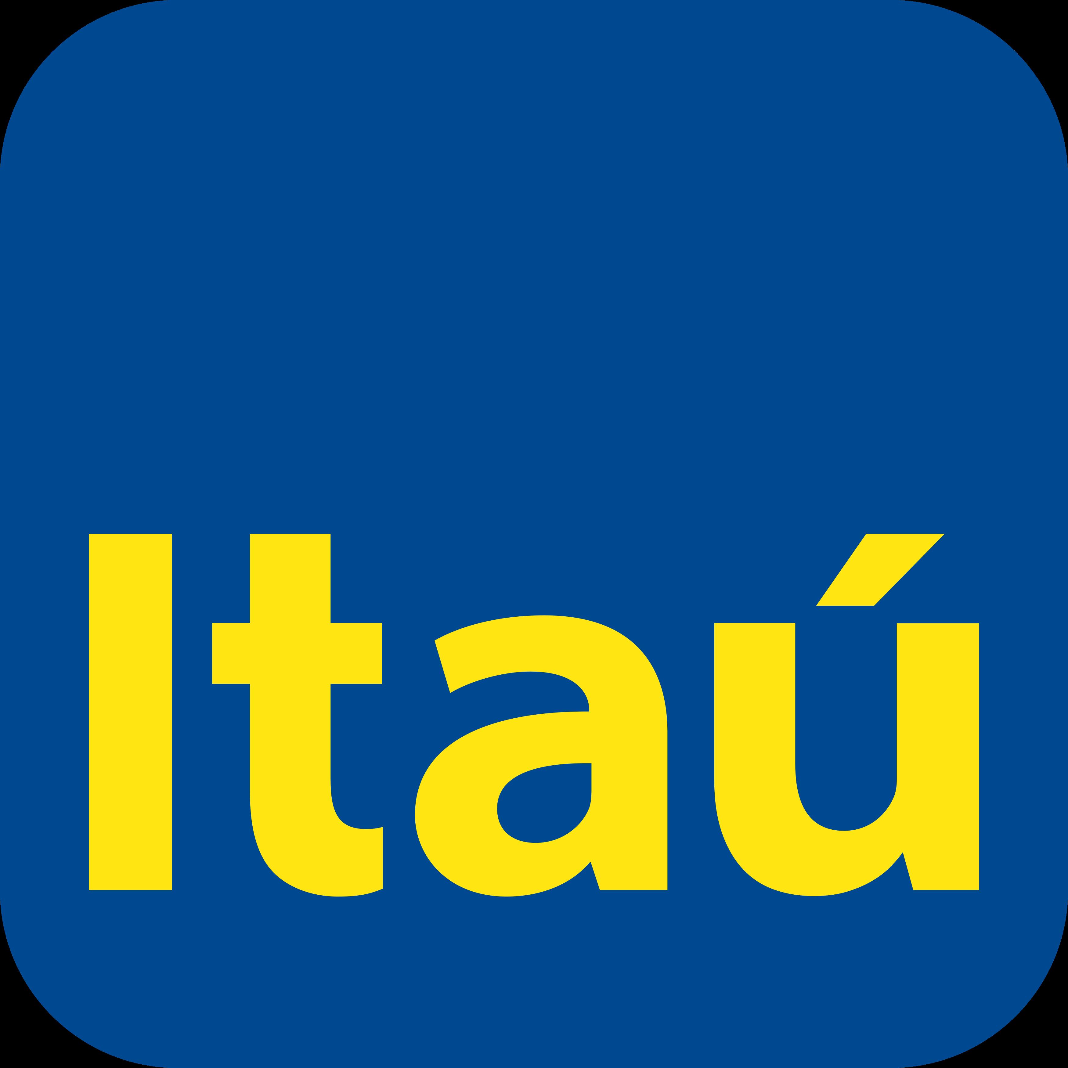 Itaú Logo - PNG e Vetor - Download de Logo