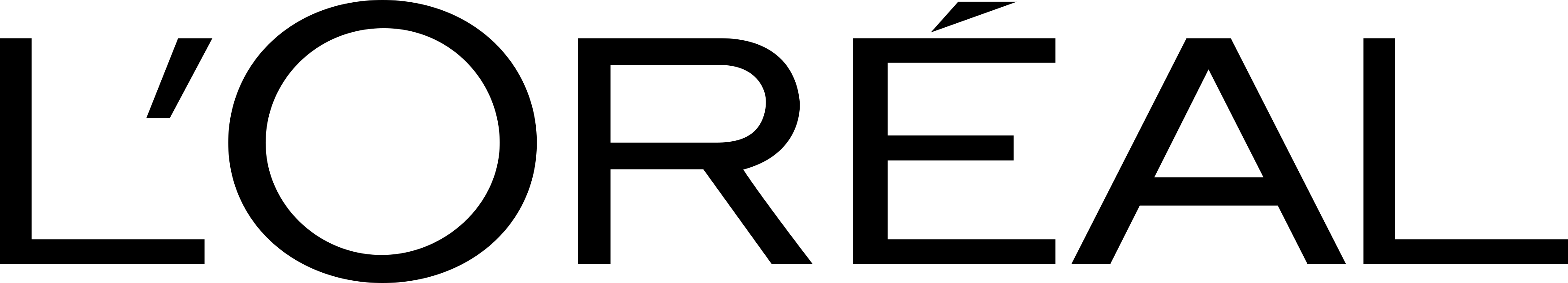 L'Oréal logo.