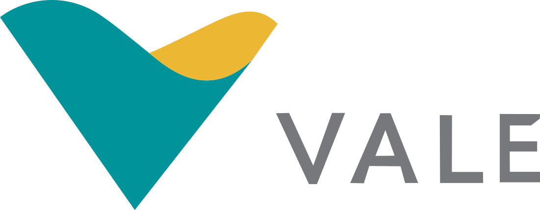 vale logo 3 - Vale Logo - Mineradora