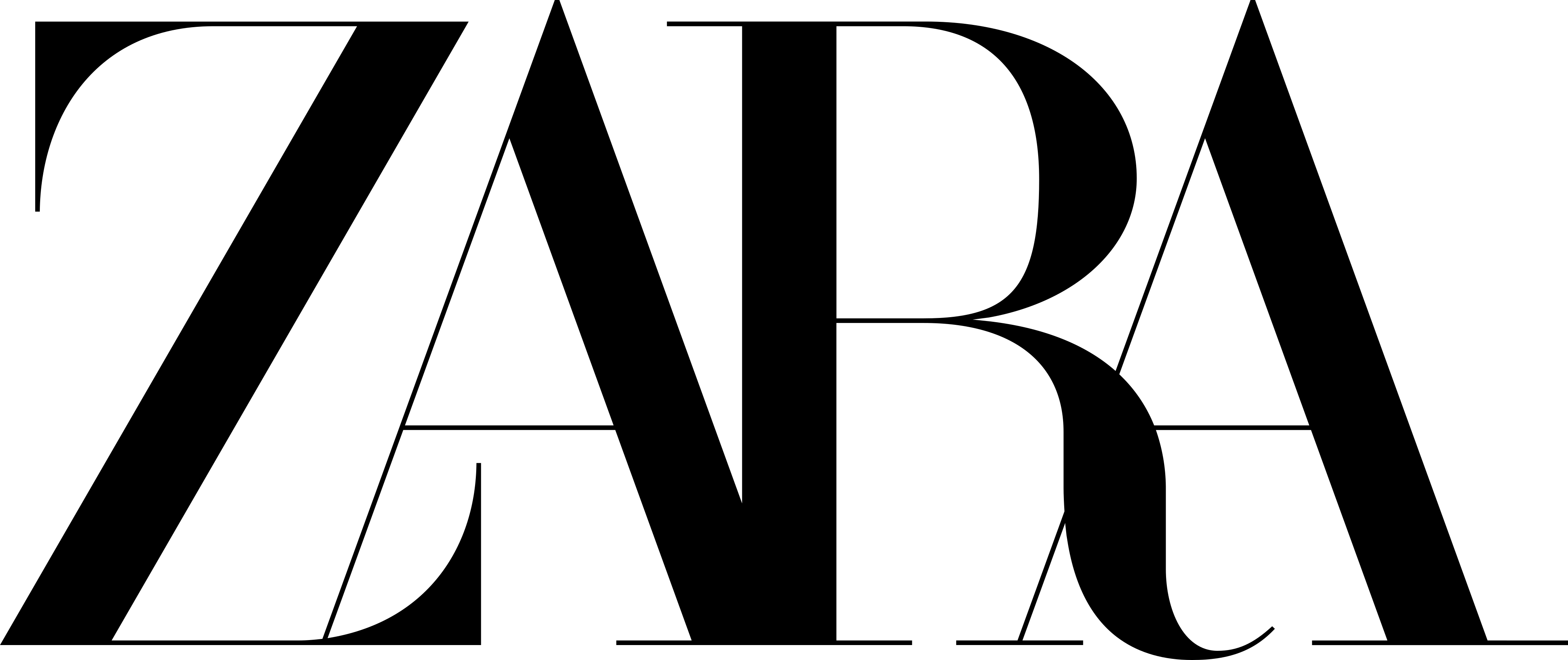 zara logo 1 - Zara Logo