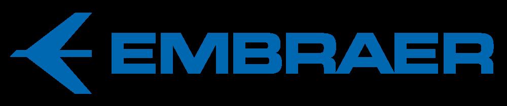 Embraer Logo, Logotipo Embraer.