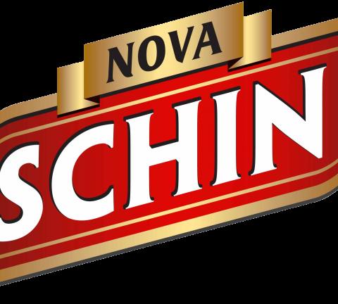 nova schin logo, logotipo nova schin.