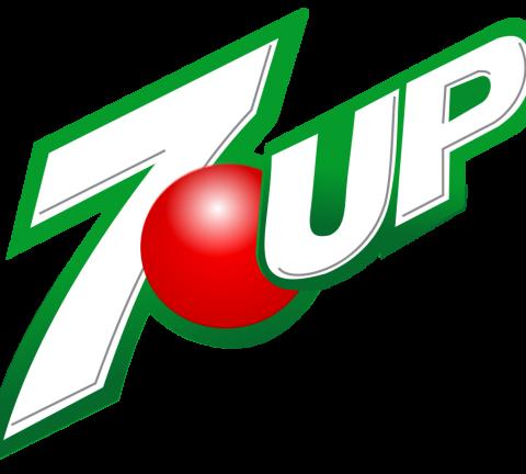 7 up logo, logotipo.